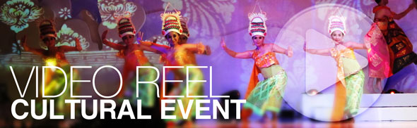 Cultural Event Video reel